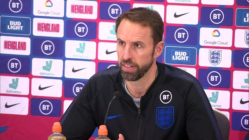 Southgate: Team to move past Sterling and Gomez altercation