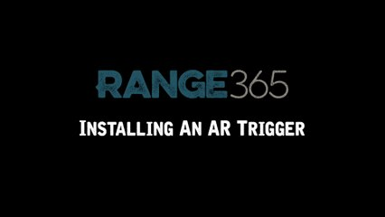 How to Install an AR-15 Trigger