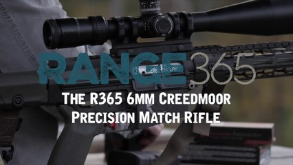 """AR-10 Build Finished Gun: 6mm DMR """"Lady Luck"""" Rifle"""
