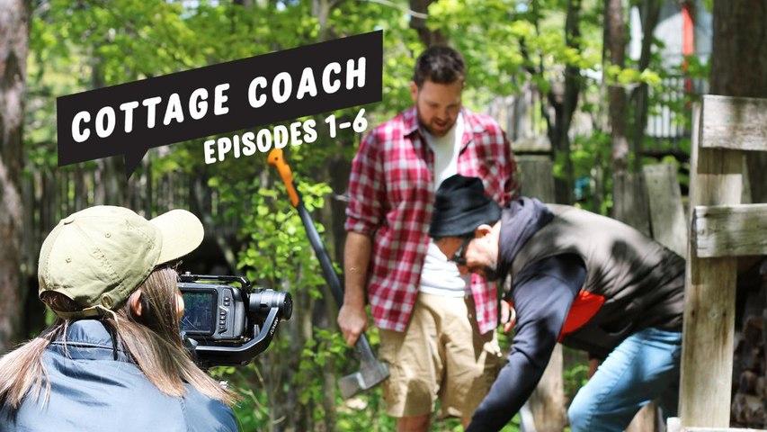 Cottage Coach Season 1: Episodes 1-6