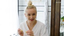 Zara Larsson's Nighttime Skincare Routine | Go To Bed With Me