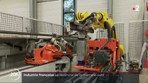"Industrie : la revanche de la machine-outil ""made in France"""