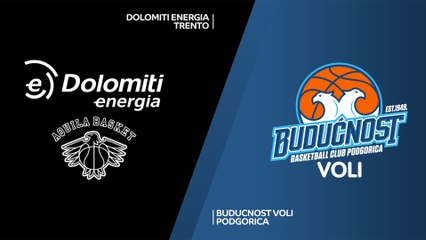 7Days EuroCup Highlights Regular Season, Round 7: Trento 69-76 Buducnost