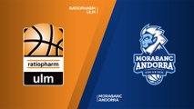 ratiopharm Ulm - MoraBanc Andorra Highlights | 7DAYS EuroCup, RS Round 7