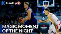 7DAYS Magic Moment of the Night: David Walker, MoraBanc Andorra