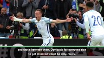 We can't tempt Vardy back to England - Chilwell