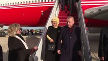 Cumhurbaşkanı Erdoğan ABD'ye geldi - WASHINGTON