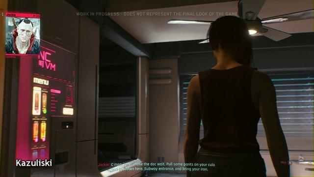 Cyberpunk 2077 Lore Borgs & LiveMetal Kazuliski