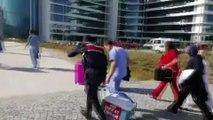 Bağışlanan organlar, helikopter ve uçakla taşındı - MUĞLA