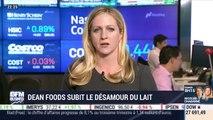 New York is amazing: Dean Foods subit le désamour du lait - 12/11