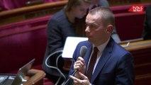Sécu : « Je n'accepte pas qu'on parle de déficit organisé » , réagit Olivier Dussopt