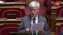 « C'est la fin de l'autonomie de la protection sociale dans notre pays », s'inquiète Yves Daudigny