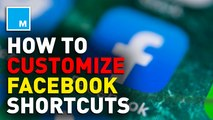Facebook gives new option to remove items from its shortcut bar