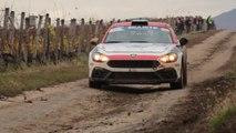 Rally Hungary ERC Clip