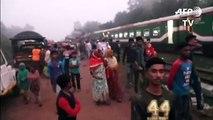 16 mortos em Bangladesh