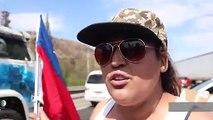 Chile paralisado