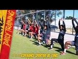 Espérance Sportive de Tunis le 09 Novembre 2019 #Taraji  #EST #2019 #Mkachkha