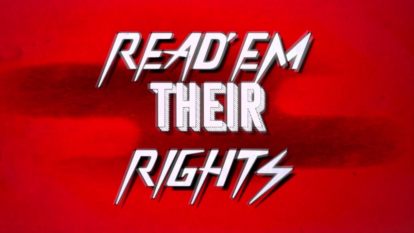 Sons Of Silver - Read 'Em Their Rights