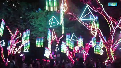 Gallery of Lights at Ayala Triangle Gardens