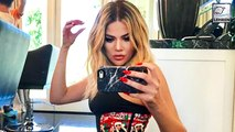 Khloe K Apologizes To Angry Fans For Not Speaking At The People's Choice Awards