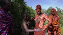 The White Maasai Warrior Movie