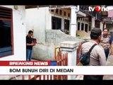 Polisi Geledah Rumah Orang Tua Pelaku Bom Bunuh Diri