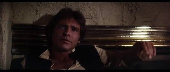 Star Wars Episode IV :  la scène  Greedo VS HAN dans la Cantina version 4K