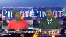 Niokhobaye Diouf - retrait des enfants des rues au Sénégal : quel bilan trois ans après ? - 13/11/2019