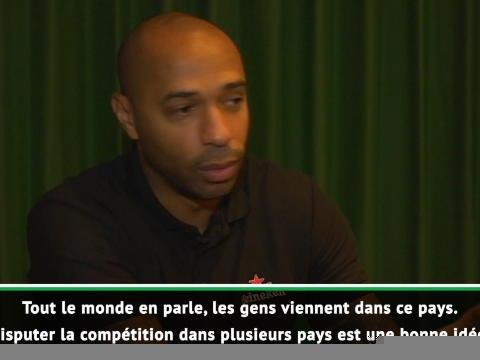 """Euro 2020 - Henry : """"Six ou sept candidats au titre"""""""