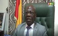 Bouréma Condé réglemente les cortèges en Guinée