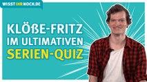 Thüringer Klöße-Fritz - Wer ist der Serien-King?  | Wisst ihr noch?