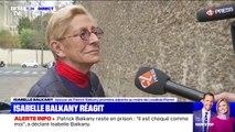 Isabelle Balkany affirme qu'ils vont rendre l'argent de la cagnotte récolté pour payer la caution de son mari