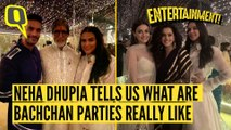 What Bachchan Diwali Parties are like? Neha Dhupia Tells All