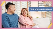 A Devoted Husband From Iloilo Shares Why 'One Woman Is Enough'