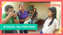 This Family Goes to Remote Communities to Provide Children With School IDs