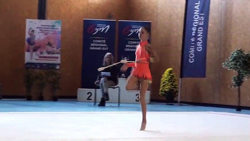 Manon L InterDep 2019/2020