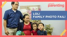 LOL: Check Out These Family Photo Fails