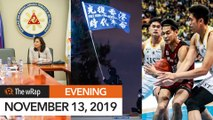 UST defeats UP in men's basketball, gears up vs Ateneo | Evening wRap