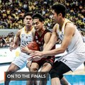 UST-Ateneo finals set as UP gets shock boot