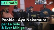 "Aya Nakamura - ""Pookie"" : comment Le Side et Ever Mihigo ont créé le hit"
