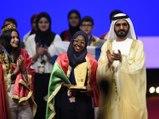 رد فعل هديل أنور بعد الفوز في تحدي القراءة العربي