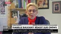 Isabelle Balkany réagit après le refus de la 2ème demande de mise en liberté de Patrick Balkany