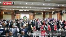 118 مفتشا للعمل يؤدون اليمين القانونية أمام وزير القوى العاملة