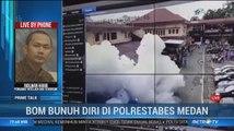 Bom Bunuh Diri di Polrestabes Medan (4)