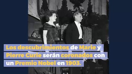 Marie Curie, una mujer excepcional