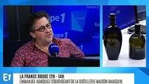 Emmanuel Hanquiez, codirigeant de la distillerie Maison Manguin, est l'invité de La France bouge