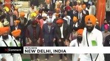 Le Prince Charles en Inde pour discuter changement climatique