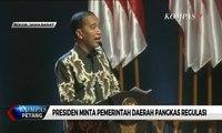 Bicara di Rakornas, Jokowi: Negara Ini Sudah Kebanyakan Peraturan