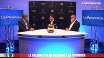 Le Ballon d'Or en visite à La Provence !