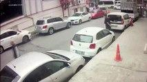 Bayrampaşa'da silahlı soygun (1)